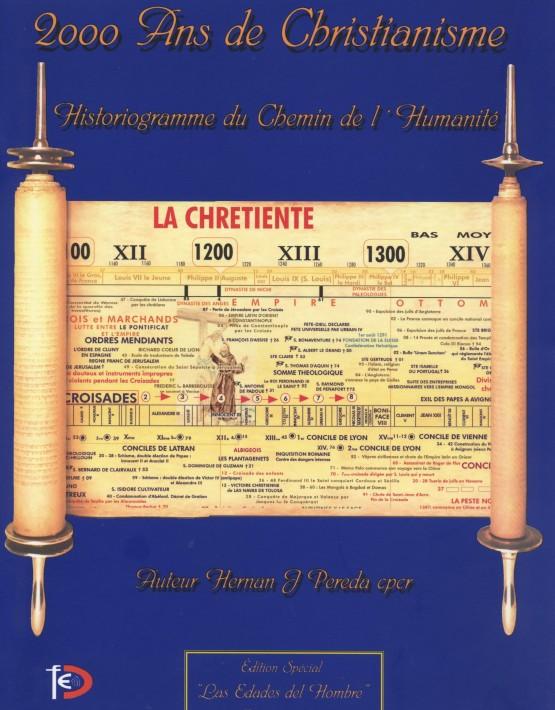 2000 ans de Cristianisme - copertina