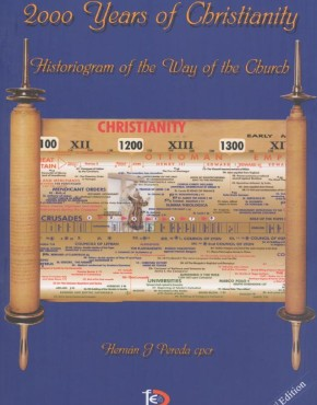 2000 years of Christianity - copertina