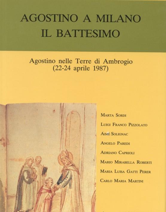 Agostino a Milano - copertina