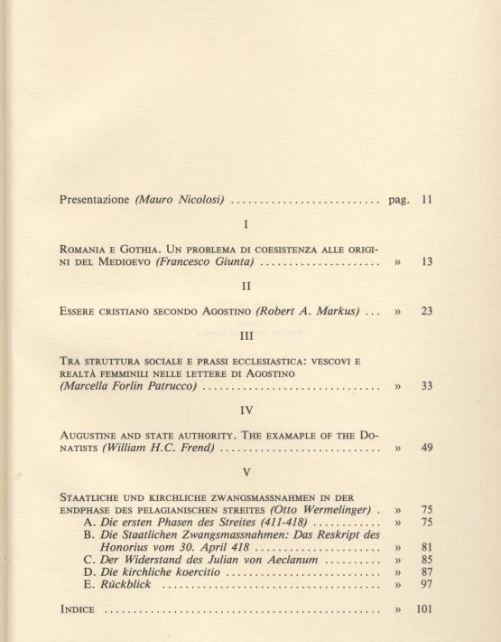 Agostino d'Ippona Quaestiones - 001