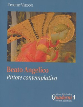 Beato Angelico pittore contemplativo - copertina