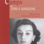 Cristina Campo sul pensare poetico - copertina