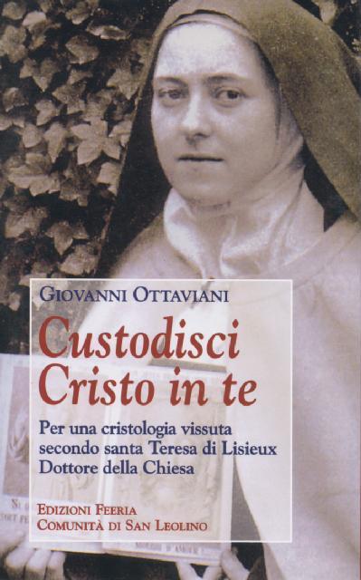 Custodisci Cristo in te - copertina
