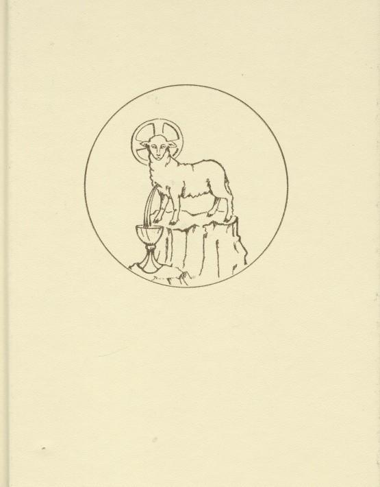 De Eucaristia - copertina
