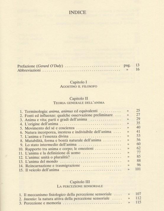 Filosofia della mente in Agostino - 001