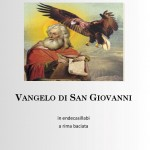 Il Vangelo di San Giovanni - fronte