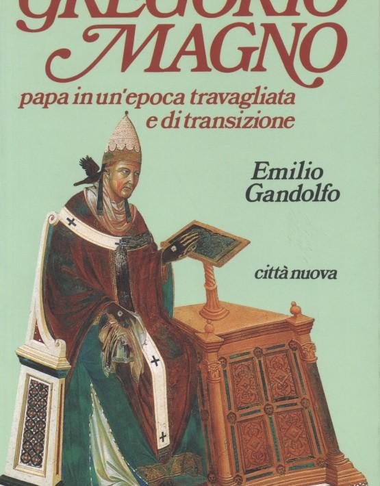 Gregorio Magno - copertina
