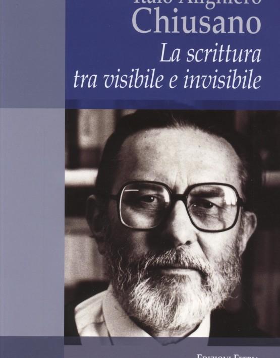 Italo Alighiero Chiusano - copertina