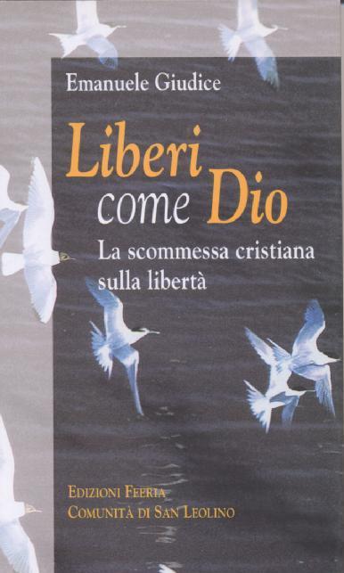 Liberi come Dio - copertina