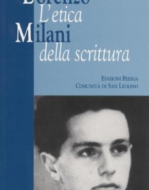Lorenzo Milani l'etica della scrittura - copertina