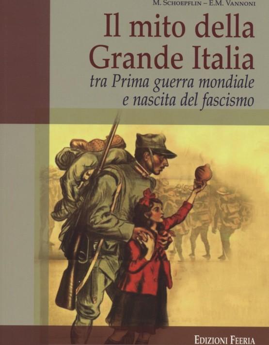 Mito della Grande Italia - copertina
