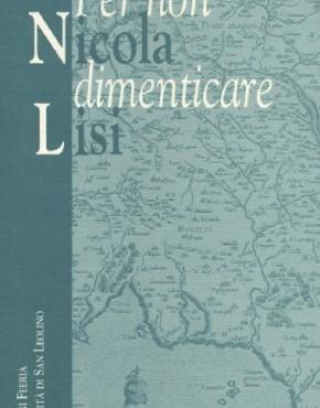Per non dimenticare Nicola Lisi - copertina