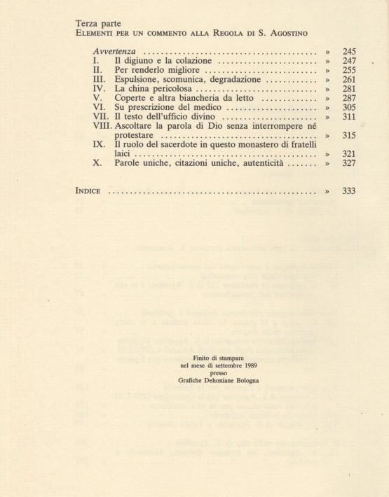 Regola di S.Agostino - 002