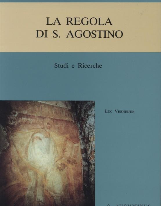 Regola di S.Agostino - copertina