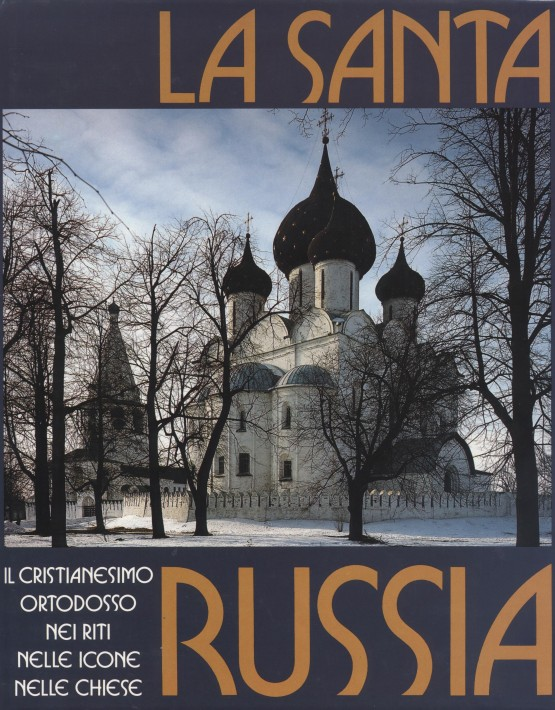 Santa Russia - copertina