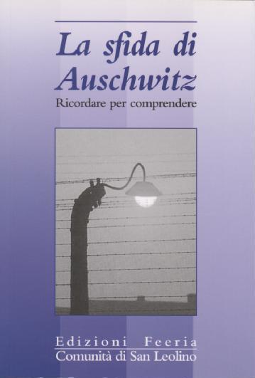Sfida di Auschwitz - copertina