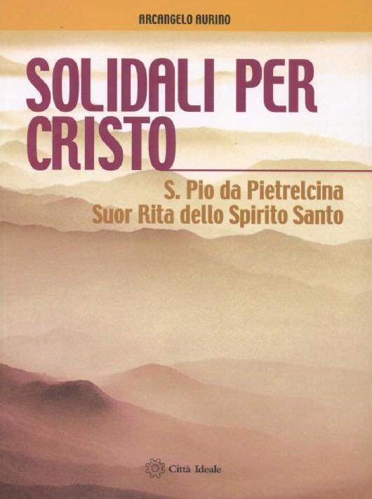 Solidali per Cristo - copertina