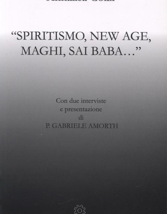 Spiritismo New Age - copertina
