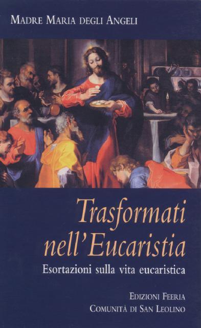 Trasformati nell'Eucaristia - copertina