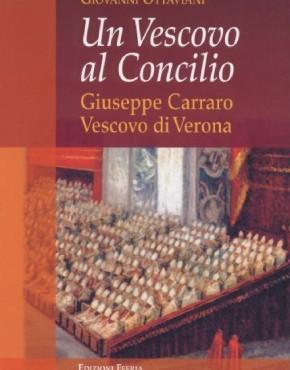 Vescovo al concilio - copertina