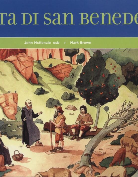 Vita di San Benedetto - copertina