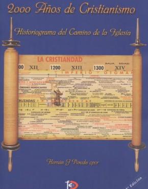 2000 anos de Cristianismo - copertina