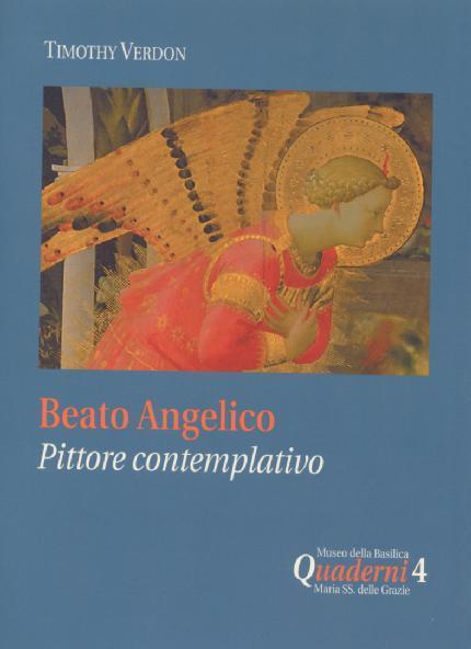 Beato Angelico pittore contemplativo - copertina