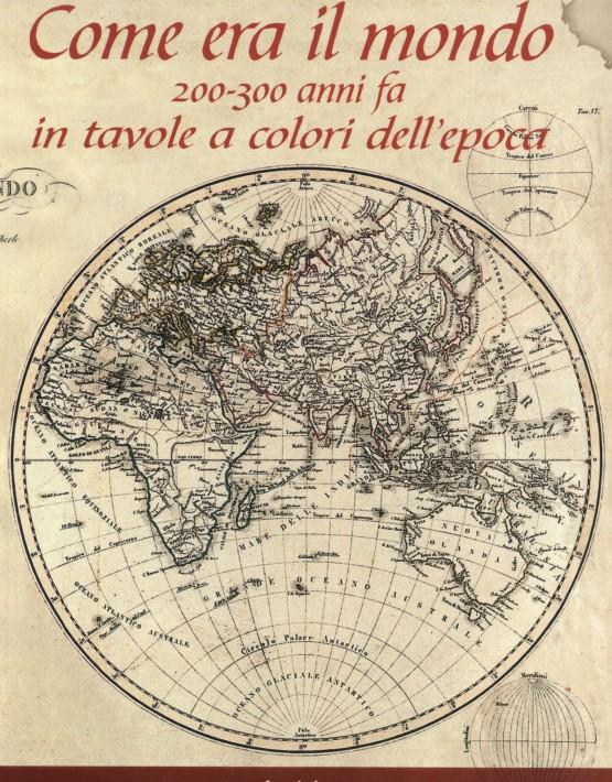 Come era il mondo 2-300 anni fa- copertina