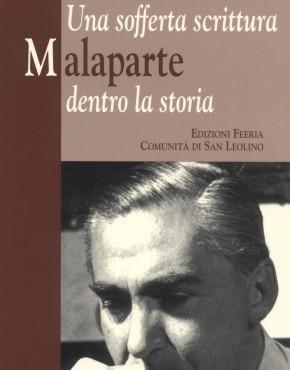 Curzio Malaparte - copertina
