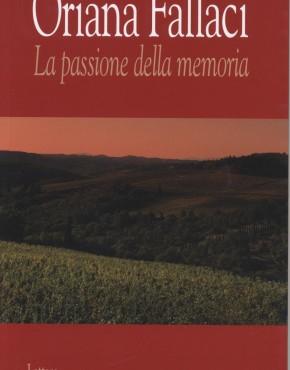 Oriana Fallaci - copertina