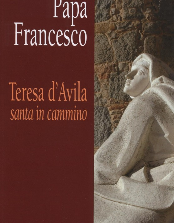 Teresa d'Avila - copertina